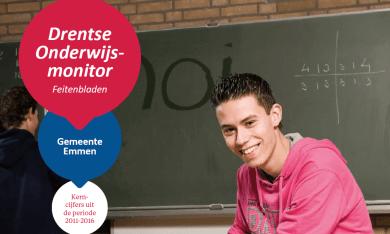 Feitenblad Drentse Onderwijsmonitor 2016 gemeente Emmen