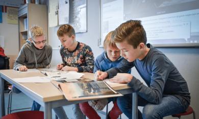 Rapport Drentse Onderwijsmonitor 2016