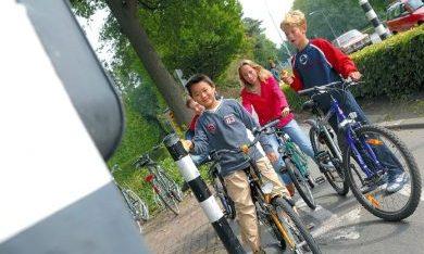 Zicht op data over fietsgedrag en fietsverkeer in Drenthe