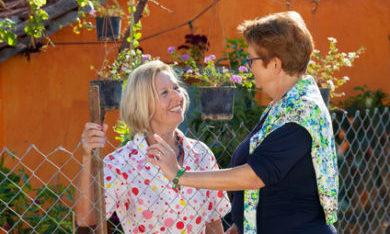 Langer zelfstandig wonen ouderen: contacten in de buurt belangrijk