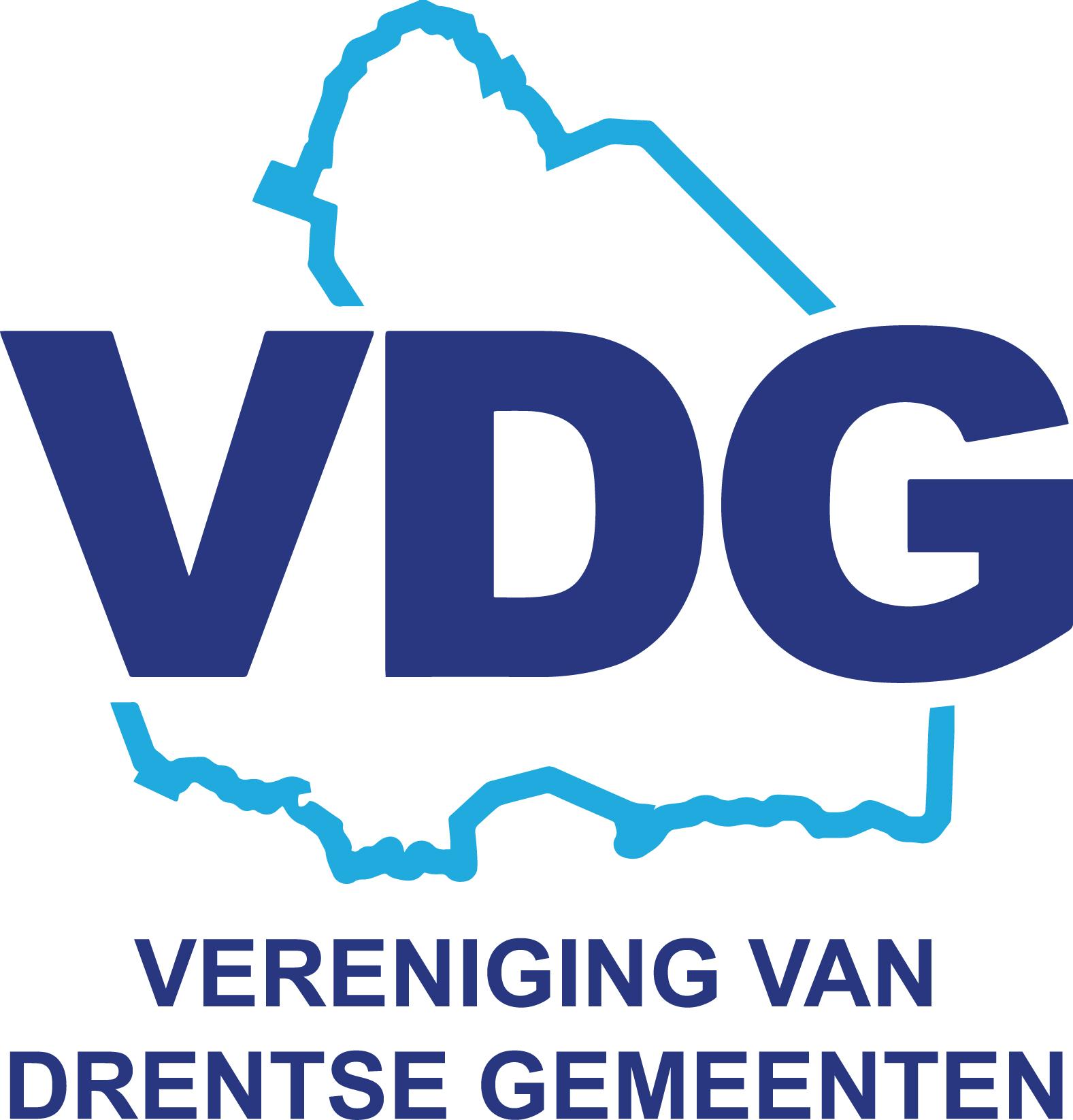 Logo Vereniging van Drentse Gemeenten