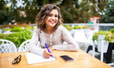 Verhalen schrijven, delen en bewaren