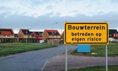 Drentse woningvoorraad groeit, behalve in Drentse Monden