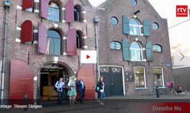 Riekie (52) is laaggeletterd: Heel moeilijk als je kinderen hebt, Videorapportage (1.58 min.) RTV Drenthe