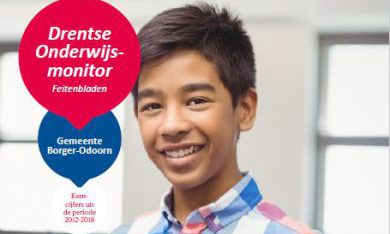 Feitenblad Drentse Onderwijsmonitor 2012-2018 gemeente Borger-Odoorn