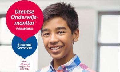 Feitenblad Drentse Onderwijsmonitor 2012-2018 gemeente Coevorden