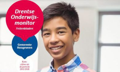 Feitenblad Drentse Onderwijsmonitor 2012-2018 gemeente Hoogeveen