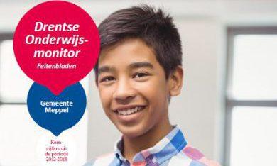 Feitenblad Drentse Onderwijsmonitor 2012-2018 gemeente Meppel