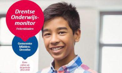 Feitenblad Drentse Onderwijsmonitor 2012-2018 gemeente Midden-Drenthe