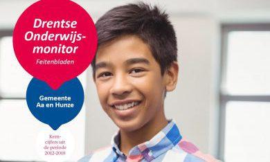 Feitenblad Drentse Onderwijsmonitor 2012-2018 gemeente Aa en Hunze