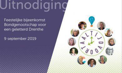 Bijeenkomst Tijd voor Taal op 9 september 2019
