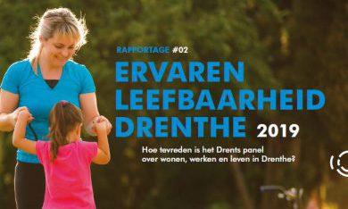 Publicatie #2 Ervaren Leefbaarheid Drenthe 2019