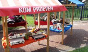 Kinderboekenfestival in Hoogeveen