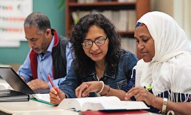 Inspiratiesheet werving laaggeletterden voor Drenthe 2018
