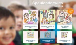 screenshot website speulwies