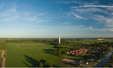 Stad of platteland? Dat maakt voor de woontevredenheid in Drenthe niet uit