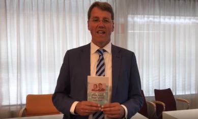 Aandacht voor het oorlogsboek 'Mijn Hart, Voor Altijd Van Jou' in een versie voor laaggeletterden