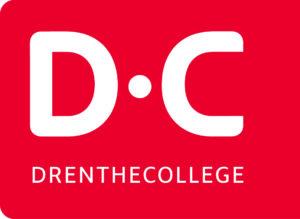 Nieuw logo Drenthe College 2021